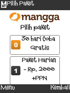Mangga Messenger